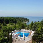 Valamar Crystal Hotel Pool