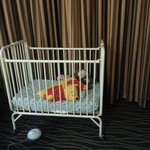 Very Old Outdated and Unsafe Crib