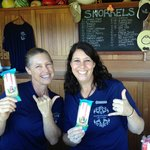 Stop by the Snorkels snack bar at the Four Seasons Wailea to get your pop fix.