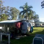 Foto de North Coast Holiday Parks Coffs Harbour