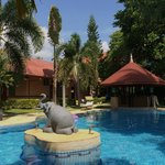 Foto de The Happy Elephant Resort