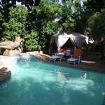 Photo de Dinkwe Guest House