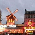 Mulin Rouge, just 12 minutes by taxi from Hotel Niel!