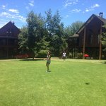 Foto de Lone Creek River Lodge