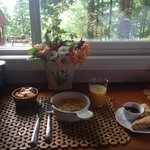 Foto de The Roaring River Bed & Breakfast