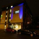 Holiday Inn Express Edinburgh - Royal Mile resmi