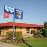 Melaleuca Motel is a Golden Chain Motel