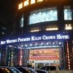Φωτογραφία: BEST WESTERN Premier Qingdao Kilin Crown Hotel