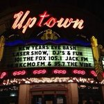 Uptown Theater close by