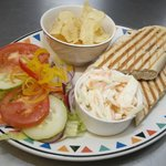 The White Hart - lunchtime Panini