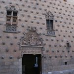 House of shells Salamanca