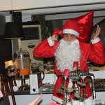 Christmas party-Santaclaus