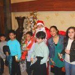 Christmas party-children