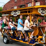 Photo de The Thirsty Pedaler - Day Tours
