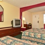 Americas Best Value Inn & Suites - Jackson Coliseum resmi