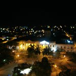 Main Square in Santa CLara