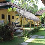 Secret Garden Bungalows Foto