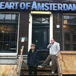 Photo de Heart of Amsterdam