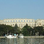 Pula is a city with many beautiful historical monuments!