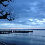 Stunning view of Lake Konstanz