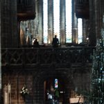 Cathedral on Christmas Day