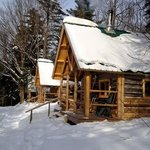 Little Lyford Lodge and Cabins Foto