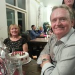 Food was so nice, staff was so friendly couldnt of ask for a better 40th riby wedding anniversar