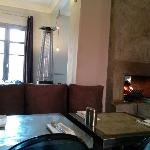 Photo of L'Entrepotes restaurant terrasse taken with TripAdvisor City Guides