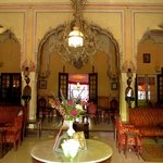 صورة فوتوغرافية لـ ‪Naila Bagh Palace - Authentic Heritage home hotel‬
