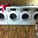 Laundry facility $2.00 wash/dry