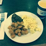 Complimentary Simple Breakfast Fare