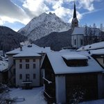 Photo de Hotel Conrad Scuol