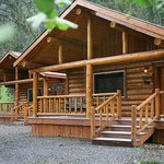 Mountain Vew Cabins are a couples favorite suite.