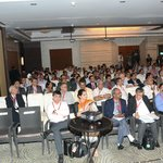 Audience at the conference on 21.12.2013