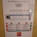 Photo de Ibis Belfast Queens Quarter