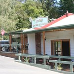Front of Tarra-Bulga Guest House