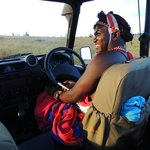 Our Masai guide - Legai