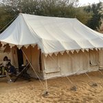 Photo de Manvar Desert Camp & Resort