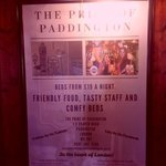 The Pride of Paddingtonの写真