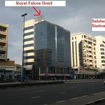 Foto di Royal Falcon Hotel