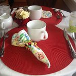 Place Setting for Breakfast