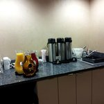 Club Lounge Breakfast Drinks (Old Bldg)
