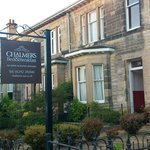 Foto van Chalmers Bed & Breakfast Ayr