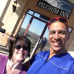 Thanks Stacy and Pilgrim Inn!
