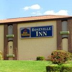 BEST WESTERN Roseville Inn照片