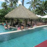 Outrigger on the Lagoon Fiji Foto