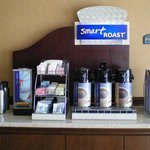 Foto van Holiday Inn Express Hotel & Suites San Antonio NW Near Seaworld