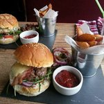 You will struggle to find a better burger... And for £10 it's a real bargain!