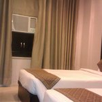 Hotel The Claire resmi
