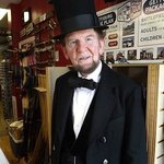 Gettysburg's beloved Jim Getty as President Abraham Lincoln!